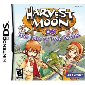 Harvest Moon Tale Of Two Town AR Codes