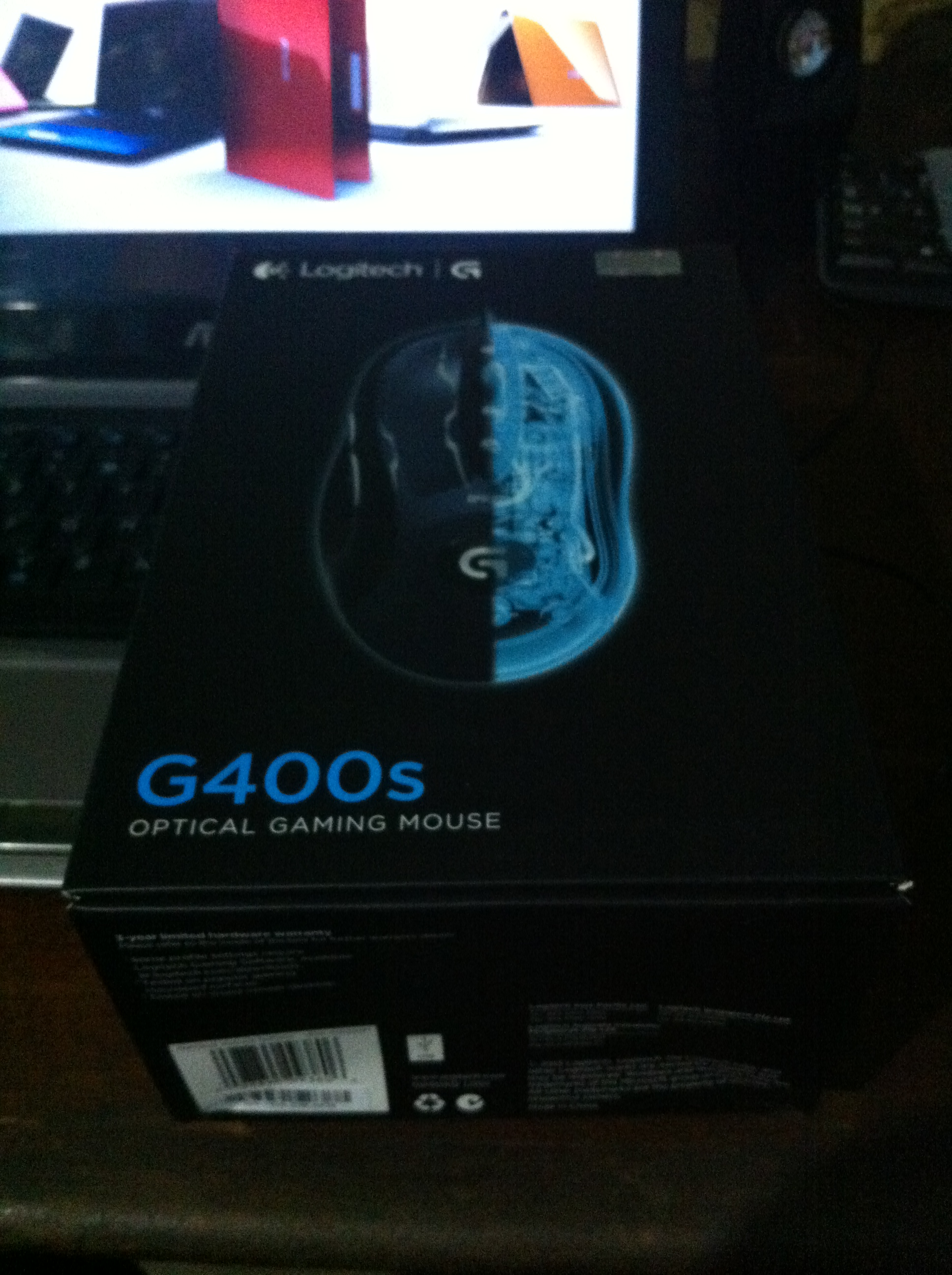 review logitech g400s optical fps gaming mouse